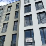 WDVS Neubau Mehrfamilienhaus