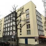 WDVS Mehrfamilienhaus Charlottenburg